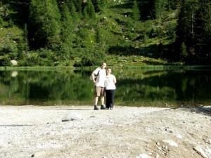 Autoscatto in Trentino