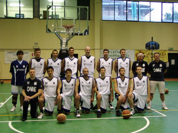 Basket Ome 2010/11