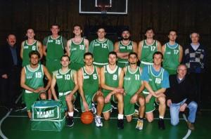 Basket Ospitaletto